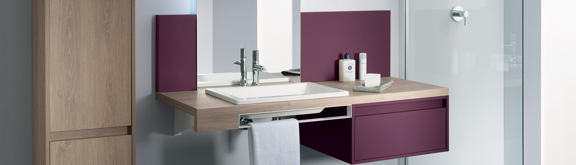 Meuble Vasque Salle De Bain Pmr ~ meuble salle de bain pmr id es inspir es pour la maison lexib net