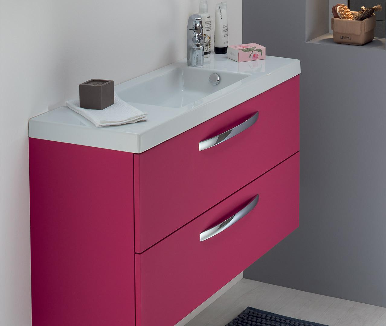 100 sanijura meuble salle bain fabrication gamme for Distributeur meuble