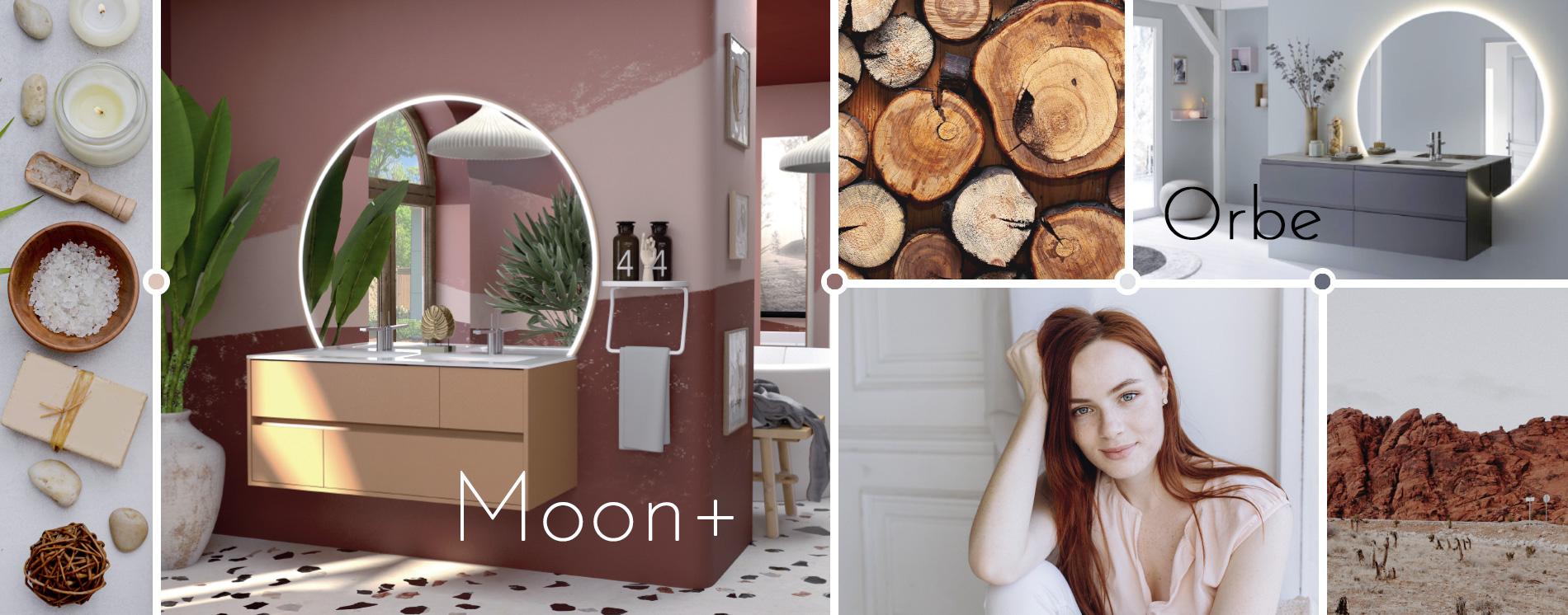 Miroirs Orbe et Moon+