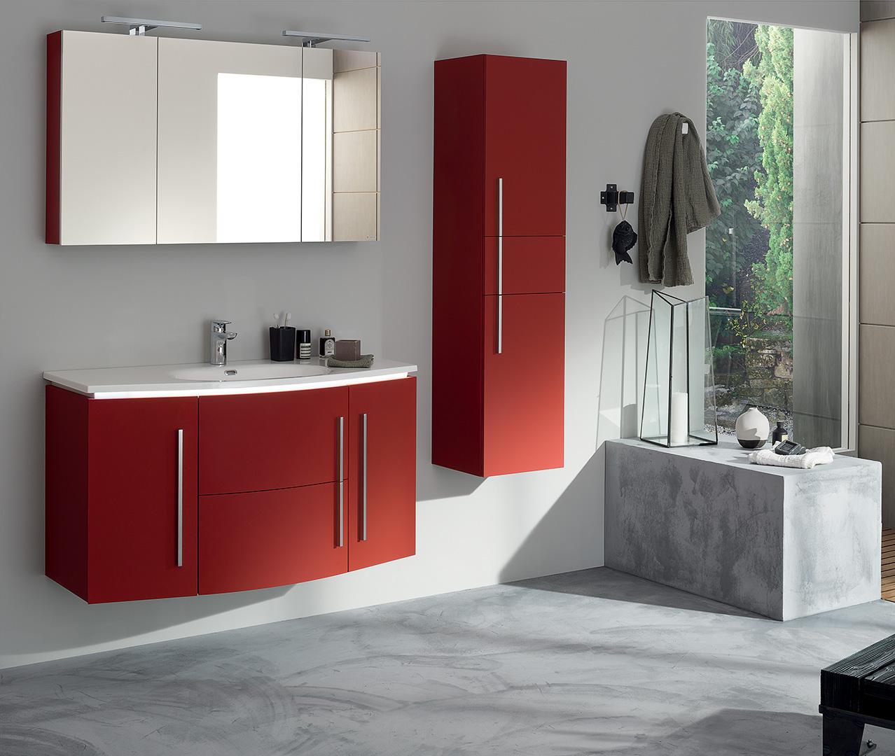 Gamme Soon, meuble salle de bain original - Sanijura