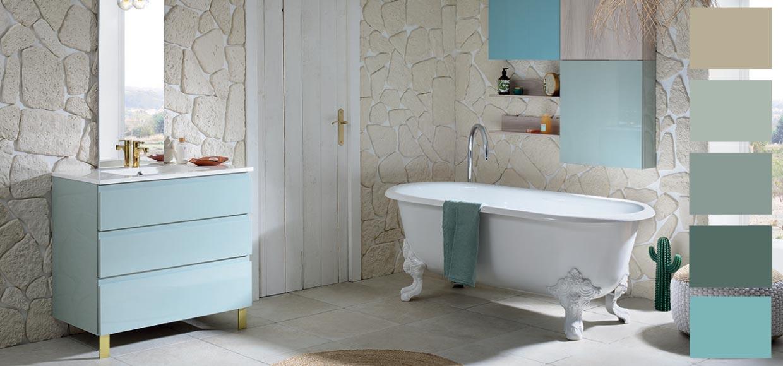 Illusion, Illusion, 32 laques pour décorer votre salle de bain ...