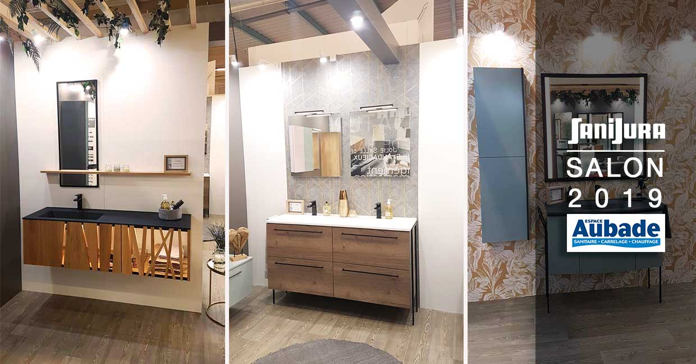 Espace Salle De Bain salon espace aubade 2019 : sanijura expose ses nouveautés