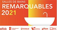 Logo de salles de bain remarquables