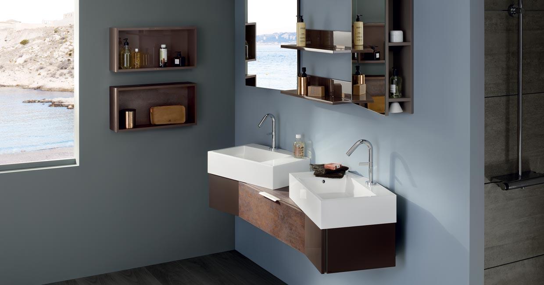 Salle de bain vertigo - Sanijura