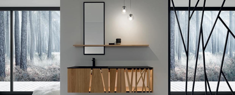 Salle de bain colombine - Sanijura