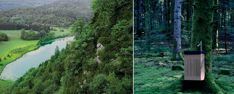 Sanijura fabricant de salle de bain en bois massif - Sanijura