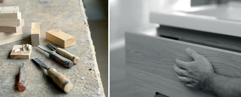 Sanijura fabricant de meubles de salle d ebain en bois massif